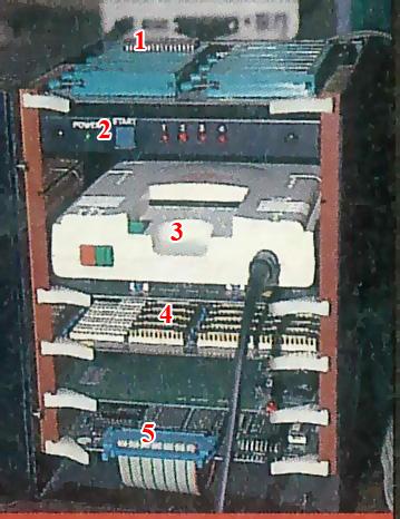 PCエンジンの開発システム(写真)