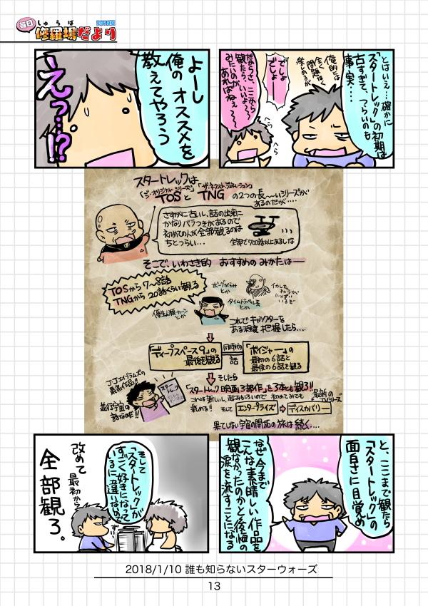 【コミケ新刊情報】 『毎日修羅場だより』2018夏のサンプル公開です!