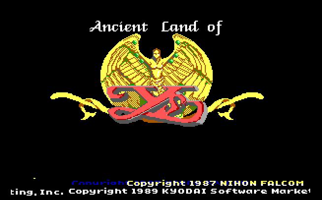 イースⅠ・Ⅱ通史(番外):アドルの綴りのコト